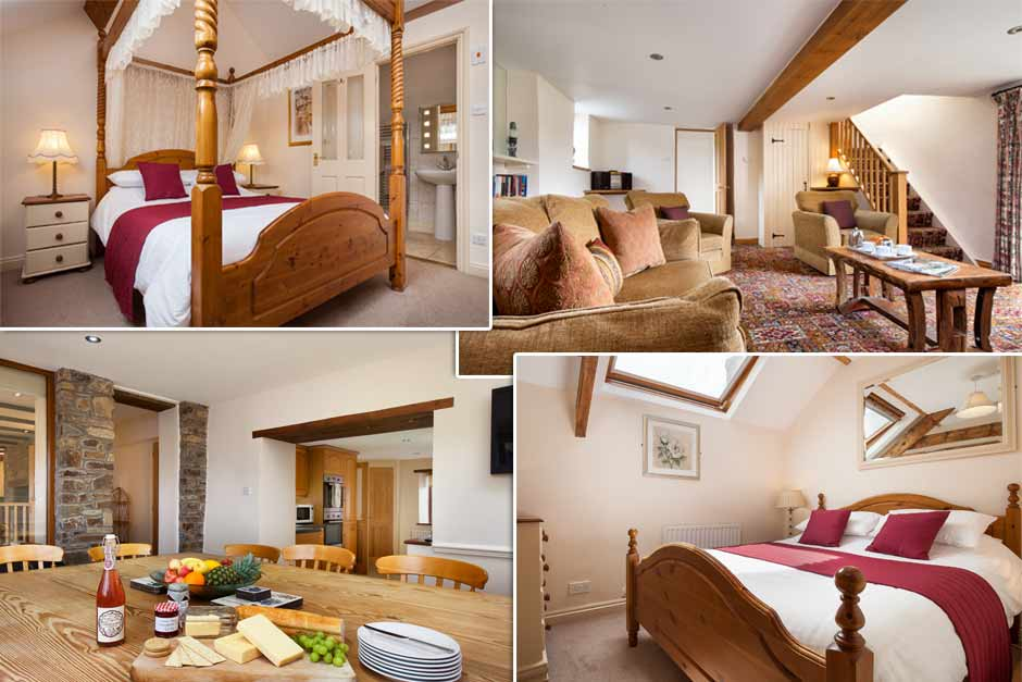 Luxury Self-Catering Cottages in North Devon For Special Occasions